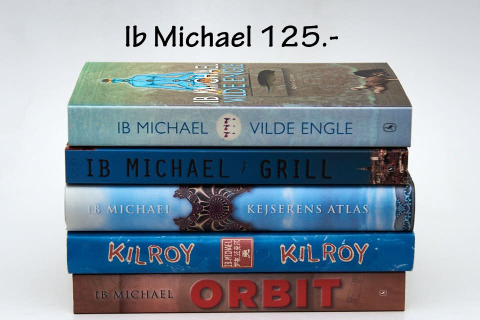 Ib Michael 5 stk. 125.-